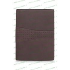 Кожаная папка с блокнотом и ручкой Cross Brown
