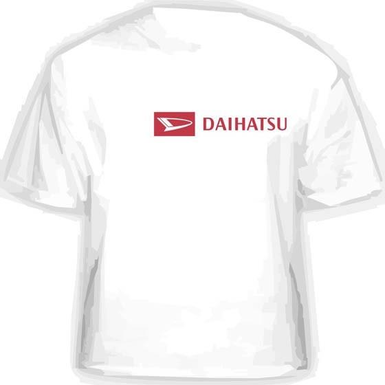 Прикольная футболка DAIHATSU