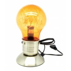 Сенсорный желтый светильник Лампа