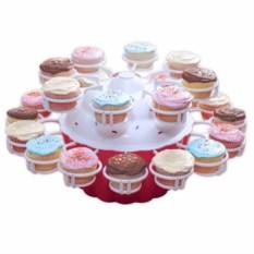 Подставка-карусель для кексов