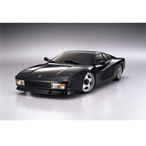 Модель автомобиля Ferrari Testarossa