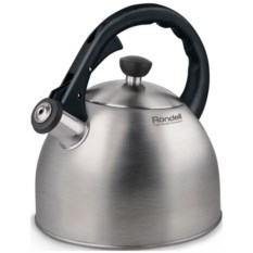 Чайник со свистком Rondell Perfect