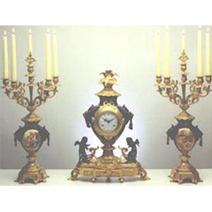 Каминные часы Farbel