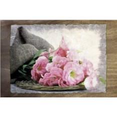 Столик для завтрака в постель Нежные цветы