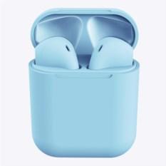 Bluetooth-наушники с зарядным кейсом 12 JS Inpods Macaron