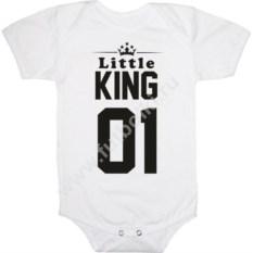 Детское боди Little King 01