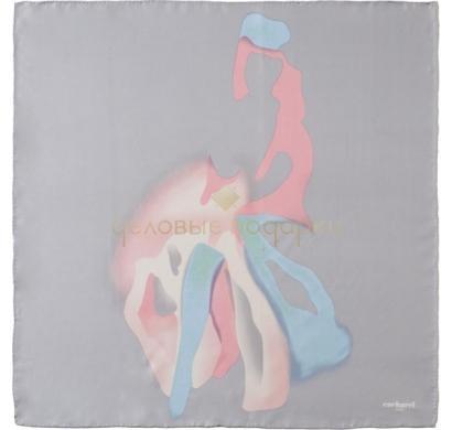 Шейный платок Demoiselle Gris