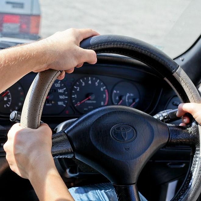 Подготовка к вождению автомобиля в городе