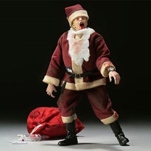Мертвец — Субъект 1206 Санта Клаус из супермаркета, фигурка