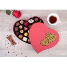 Набор шоколадных конфет ручной работы «Ассорти»