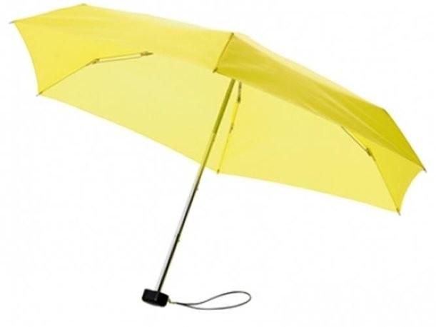 Складной механический зонт в футляре