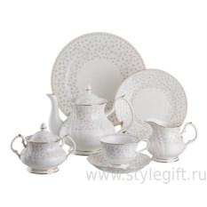 Чайно-столовый сервиз на 12 персон Вивьен