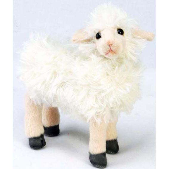 Мягкая игрушка Hansa «Овца» 17 см