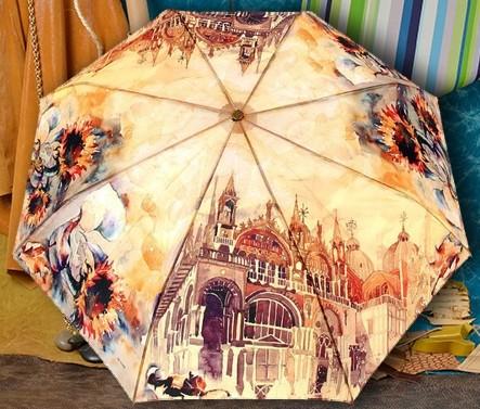 Женский зонт Собор