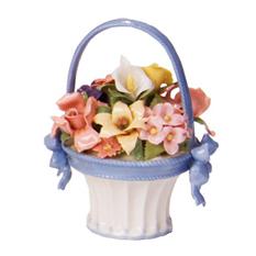 Сувенир «Ваза с цветами»