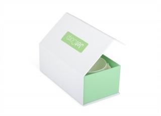 Кашированная коробка с магнитным клапаном