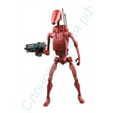 Фигурка Battle Droid, Hasbro