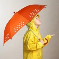 Детский зонт меняющий цвет