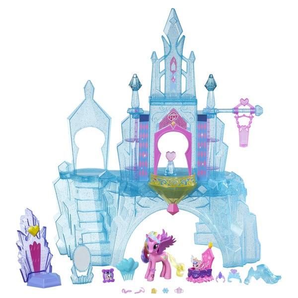 Набор My Little Pony Кристальный замок от Hasbro