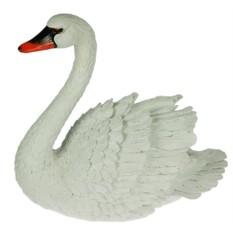 Ландшафтная фигурка Лебедь