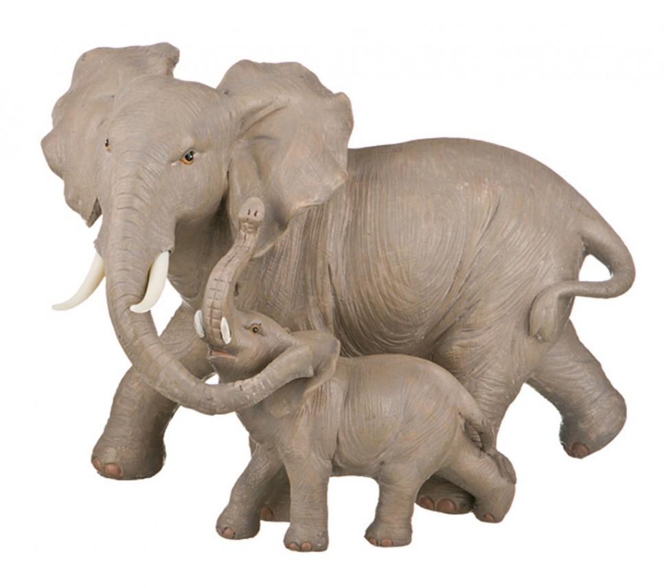 Фигурка Два слона