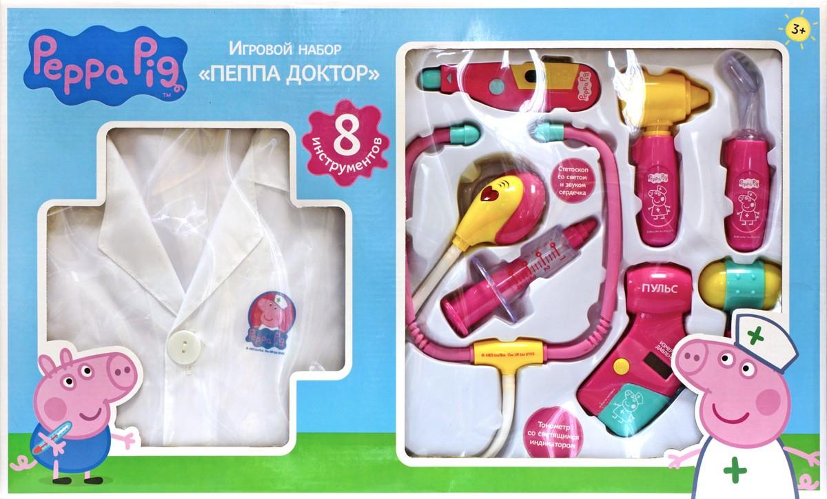 Игровой набор «Пеппа-доктор», Peppa Pig