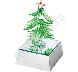 Сувенир Новогодняя елка на подставке