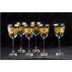 Набор из 6 бокалов для вина Same Cristallerie