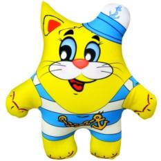 Игрушка-антистресс Морячок (цвет — жёлтый)