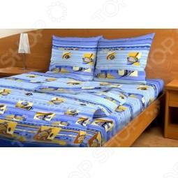 Комплект постельного белья «Морская фантазия»