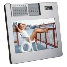 Рамка для фотографии 10х15 см с часами и «вечным» календарем