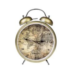 Настольные часы Карта мира
