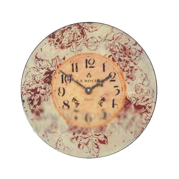 Часы настенные «Виноград»