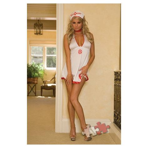 Игровой костюм: Сладкая ночная медсестра
