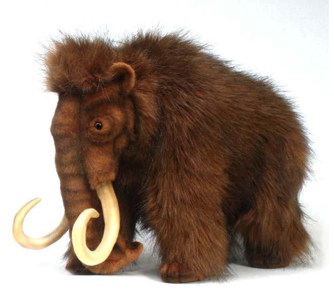 Мягкая игрушка Мамонт (Hansa)