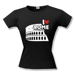 Футболка I love Rome