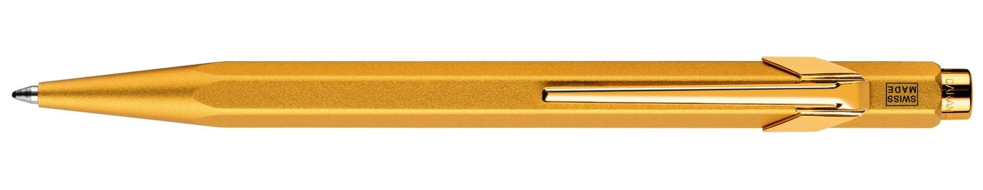 Шариковая ручка Caran d'Ache Office Goldbar