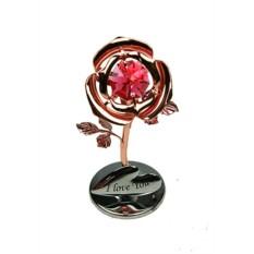 Фигурка декоративная Роза