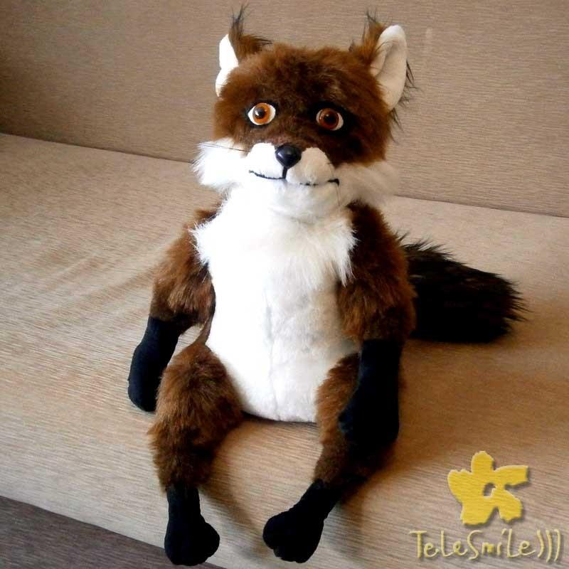 Говорящая игрушка Упоротый лис