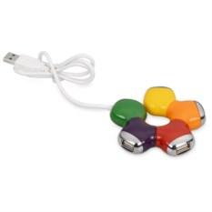 USB-концентратор на 4 порта Трансформер