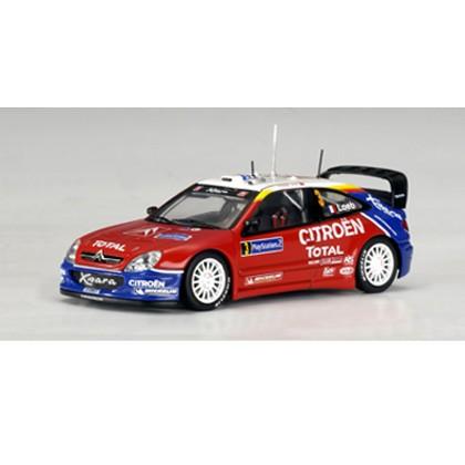 Модель Citroen Xsara WRC 2004'