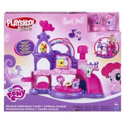 Музыкальная игрушка My Little Pony Праздничный замок