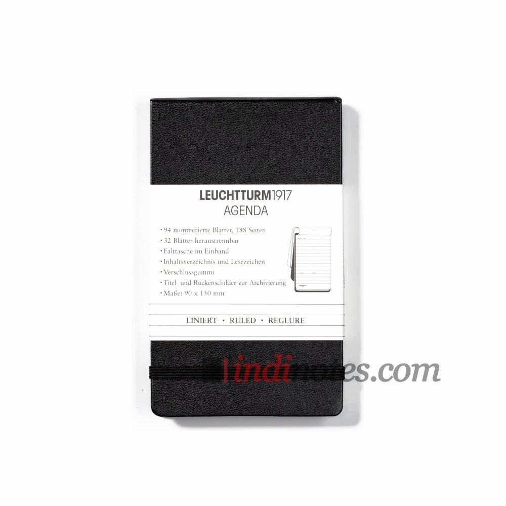 Записная книжка Pocket Reporter Notepad Black