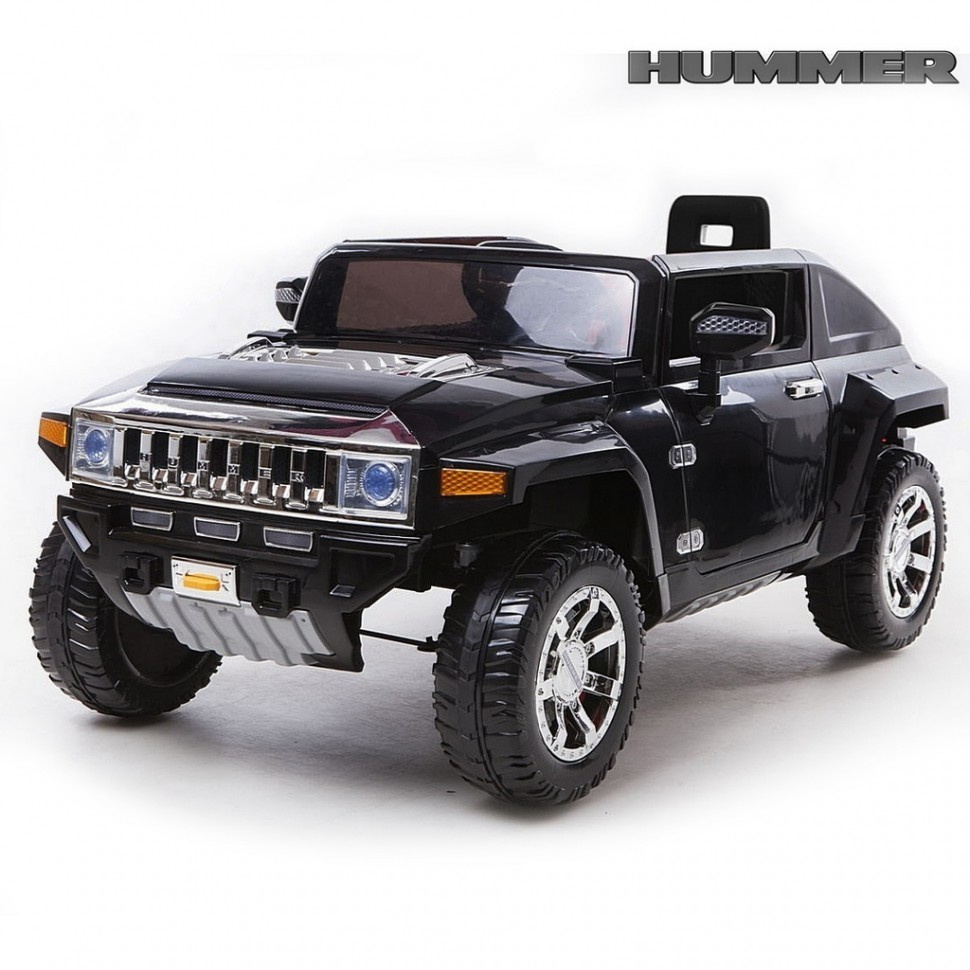 Радиоуправляемый детский электромобиль Hummer HX 12V