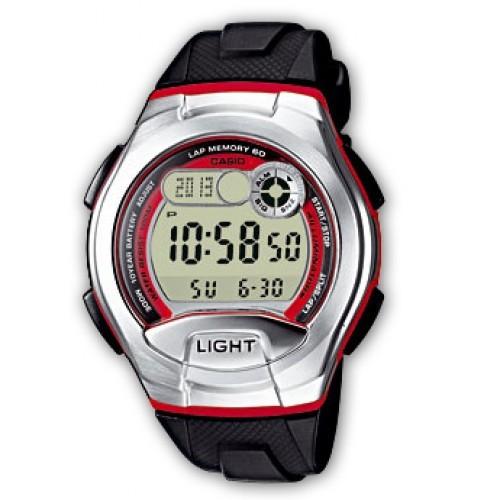 Мужские наручные часы Casio Standart Digital W-752-4B