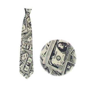 Галстук «Доллары»