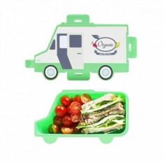 Ланч-бокс Food truck Organic