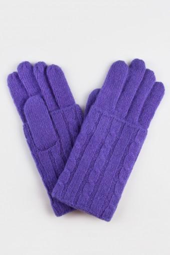 Перчатки Алиса-2 (фиолетовые)