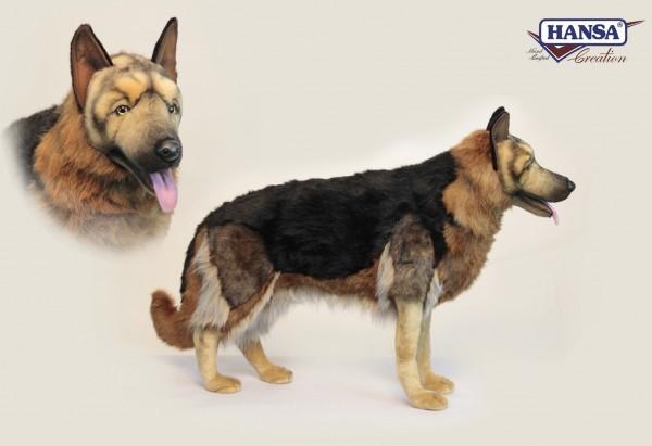 Мягкая игрушка Hansa Немецкая овчарка (98 см)