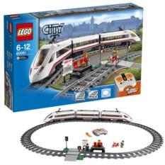 Конструктор LEGO Скоростной пассажирский поезд